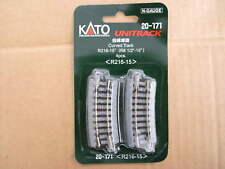 Kato N-scale UniTrack 216mm curves 20-171 (4)