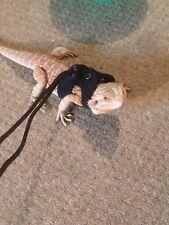 Bearded Dragon Reptile Harness Lead/leash