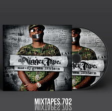 Nas - The N Tape Mixtape (Full Artwork CD/Front/Back Cover)