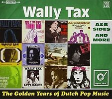Golden Years Of Dutch Pop Music - Wally Tax (2015, CD NIEUW)2 DISC SET