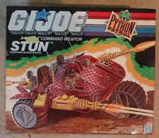 GI Joe Python Patrol Stun COBRA Weapon 1988 Excellent New in SEALED Box MISB