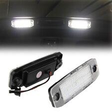 Direct Fit LED License Plate Light White Lamps For Hyundai Sonata i40 i45 11-14