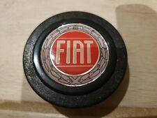 PULSANTE CLACSON FIAT 500 126 131 600 850 EPOCA VOLANTE SPORTIVO