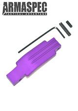 Armaspec S1 Enhanced Billet Trigger Guard - PURPLE - 223/5.56/308 Made in U.S.A