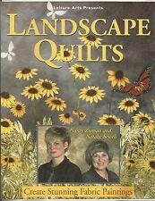 Landscape Quilts - Nancy Zieman & Natalie Sewell - 2001