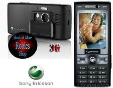 Sony Ericsson k800i Black Cybershot (Ohne Simlock) 3G 4Band Blitz VideoCall mp3