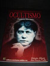 Libro OCULTISMO book magia ciencias ocultas doctrina secreta
