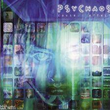 Psychaos - Cause And Effect - RARE CD Album - PROGRESSIVE TRANCE