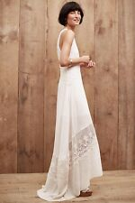 Estancia Maxi Dress Size SP Fits MP Tracy Reese $298 NWT Wedding Cocktail