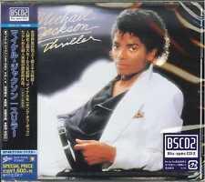 MICHAEL JACKSON-THRILLER -JAPAN Blu-spec CD2 D20