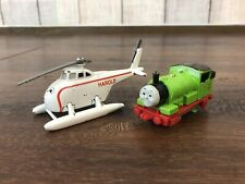 Thomas The Tank Engine & Friends Diecast Ertl, Harold Helicopter & Percy Vintage