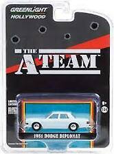1981 Dodge Diplomat The A-Team 1/64 Diecast Model Car by Greenlight 44865 D