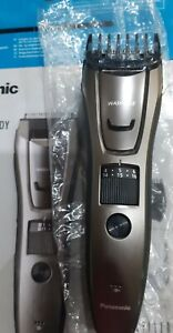 Panasonic ER-GB80 Wet and Dry Electric Beard, Hair and Body Trimmer for Men