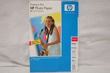 "HP Premium Plus 4 X 6"" High Gloss Inkjet Photo Paper 11.5 Mil 20 sheets Q1977A"
