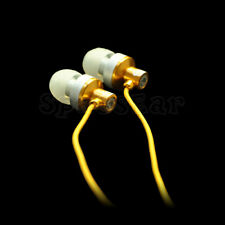 FMJ Vintage Earphones Classic Skull Earbud In-Ear Stereo Headphones Without MIC