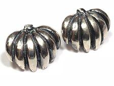 UNIQUE Ladies Sterling Silver Bundle Of Bananas Earrings - UNIQUE!