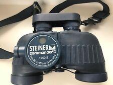 Steiner Bayreuth,CommanderII 7x50 SFernglas - Dunkelblau, Marine u. Military