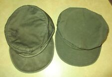 2 Us Army Cotton Utility Caps Hats