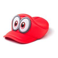 NINTENDO Super Mario Bros. Odyssey Cappy Kids Curved Hat Red (HAY100507NTN)