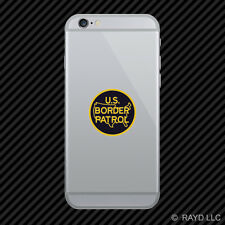 US Border Patrol Cell Phone Sticker Mobile immigration homeland security