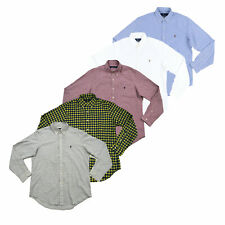 Polo Ralph Lauren Para hombres Calce Clásico Oxford buttondown Camisa camisa de mangas largas PRL