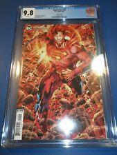 Superman #20 Hitch Variant CGC 9.8 NM/M Gorgeous Gem Wow