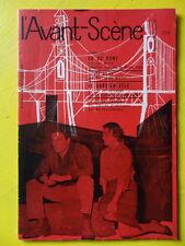 L'Avant-Scène Femina Théâtre n° 204 Arthur Miller Vu du Pont Cervantès Gardien