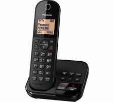 NEW Panasonic KX-TGC420 Cordless Phone Answering Machine & Call Blocker No Box