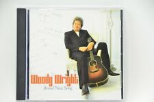 Woody Wright Brand New Song Music CD
