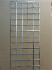 2x Wire Mesh Grids 1200x500-Shelving, Racking, Plant Supports, Trellis,