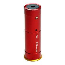 Laser Bore Sight 20 Gauge Barrel Target Cartridge Boresighter for 20 GA shotguns