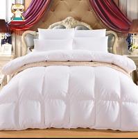 100% SIBERIAN Goose Down Filled Comforter Quilt Doona Duvet Coverlet(220x240CM)