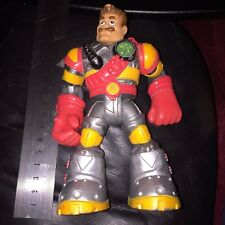 Mission COMANDO RESCUE HEROES BILLY Blazer Vigile del Fuoco 1999 ACTION FIGURE MATTEL