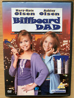 Billboard Dad DVD ~ Twin Sisters Family Film starring Mary-Kate & Ashley Olsen