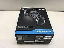 Sennheiser: HD 4.50 Wireless Bluetooth Noise Cancelling Headphones   Black