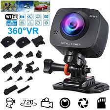 Ultra 4K HD Waterproof WiFi H720 8MP DV Action Sports Camera Video Camcorder New