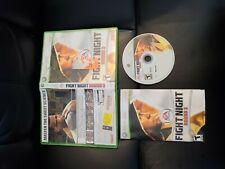 Fight Night Round 3 (Microsoft Xbox 360, 2006) COMPLETE FAST FREE SHIPPING