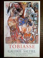 Théo  Tobiasse  «Isaac et Rebecca» 1  Affiche/Poster  Arts