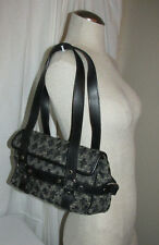 Patrick Cox Signature Design/Genuine Leather HandBag/Purse/Shoulder Bag