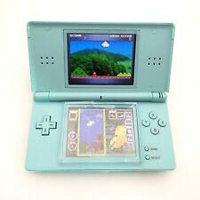 Renoviert Nintendo DS Lite-Spiele konsole NDSL-Video spiel system -Light Blue