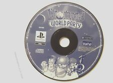 52044 Worms World Party - Sony PS1 Playstation 1 (2001) SLES 03804