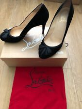 real louboutin size 6 delicate court style shoe from selfridges london