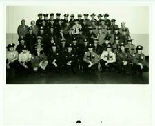 VINTAGE 1950's / 60's POLK COUNTY OREGON POLICE DEPARTMENT COPS ORIG 8X10 PHOTO