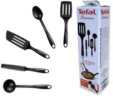 Tefal Kitchen Tool Set Material High Quality Nylon Black