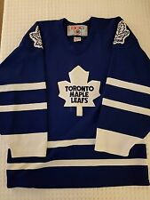 Toronto Maple Leafs CCM 550 Vintage Style Jersey | Large