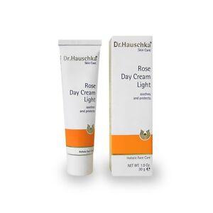 Dr. Hauschka Rose Day Cream Light 1.0 Oz.
