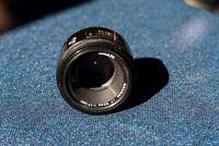 Objectif Lens Minolta AF 1.7 50 mm - Monture SONY A Alpha Full Frame