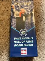 """2008 DAVE NIEHAUS Hall of Fame """"My oh My"""" Bobblehead -Seattle Mariners Announcer"""