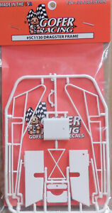 NEW GOFER RACING DRAGSTER FRAME FOR 1:24 AND 1:25 SCALE MODEL CARS