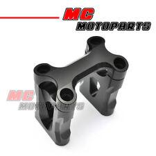 Handle Bar Riser Black CNC Handlebar Riser For Ducati S2R S2 1000 S4R S4RS 02-UP